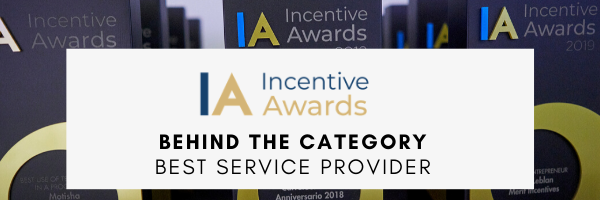 Behind the category: Best Service Provider